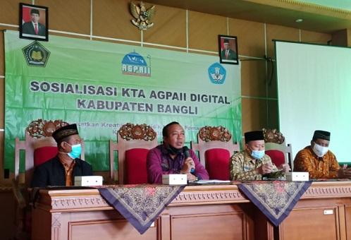 Sosialisasi KTA AGPAII Digital di Kabupaten Bangli ...